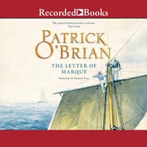 The Letter of Marque by Patrick O'Brian audiobook