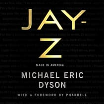 JAY-Z by Michael Eric Dyson audiobook