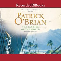 The Far Side of the World by Patrick O'Brian audiobook