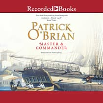Master and Commander by Patrick O'Brian audiobook