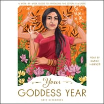 Your Goddess Year by Skye Alexander audiobook