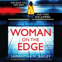 Woman on the Edge by Samantha M. Bailey audiobook