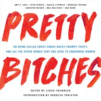 Pretty Bitches by Lizzie Skurnick audiobook