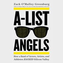 A-List Angels by Zack O'Malley  Greenburg audiobook