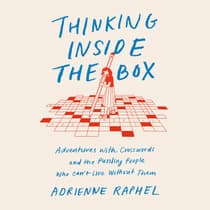 Thinking Inside the Box by Adrienne Raphel audiobook