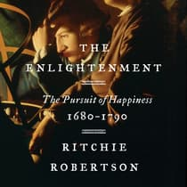 The Enlightenment by Ritchie Robertson audiobook