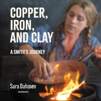 Copper, Iron, and Clay by Sara Dahmen audiobook