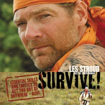 Survive by Les Stroud audiobook