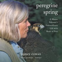 Peregrine Spring by Nancy Cowan audiobook