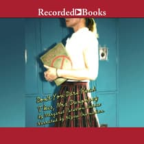 Don't You Dare Read This, Mrs. Dunphrey by Margaret Peterson Haddix audiobook