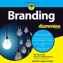 Branding for Dummies by Bill Chiaravalle audiobook
