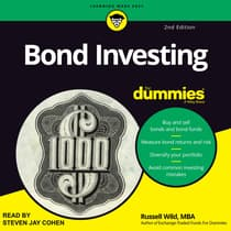 Bond Investing For Dummies by Russell Wild, MBA audiobook