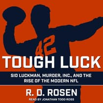 Tough Luck by R.D. Rosen audiobook