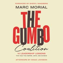 The Gumbo Coalition by Marc Morial audiobook