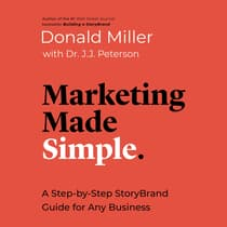 Marketing Made Simple by Donald Miller audiobook