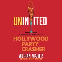 Uninvited by Adrian Maher audiobook