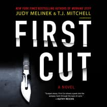 First Cut by Judy Melinek audiobook