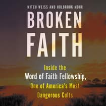 Broken Faith by Mitch Weiss audiobook