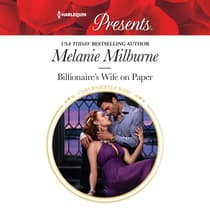 Billionaire's Wife on Paper by Melanie Milburne audiobook