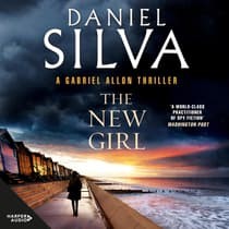 The New Girl by Daniel Silva audiobook