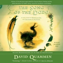 The Song of the Dodo by David Quammen audiobook