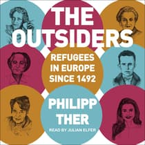 The Outsiders by Philipp Ther audiobook