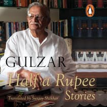 Half a Rupee by Gulzar  audiobook
