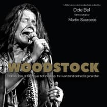 Woodstock by Dale Bell audiobook