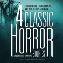 Four Classic Horror Stories by Edith Wharton audiobook