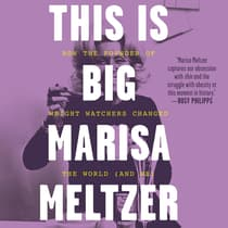This Is Big by Marisa Meltzer audiobook