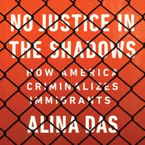 No Justice in the Shadows by Alina Das audiobook