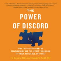 The Power of Discord by Ed Tronick audiobook