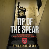 Tip of the Spear by Ryan Hendrickson audiobook