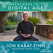 Mindfulness in the Digital Age with Jon Kabat-Zinn by Jon Kabat-Zinn audiobook