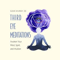 Third Eye Meditations by Susan Shumsky audiobook