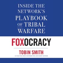 Foxocracy by Tobin Smith audiobook