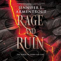 Rage and Ruin by Jennifer L. Armentrout audiobook