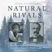 Natural Rivals by John Clayton audiobook
