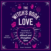 The Witch's Book of Love by Mary Shannon audiobook