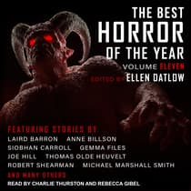 The Best Horror of the Year Volume Eleven by  audiobook