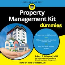 Property Management Kit For Dummies by Robert S. Griswold, MSBA audiobook