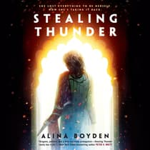 Stealing Thunder by Alina Boyden audiobook