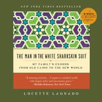 The Man in the White Sharkskin Suit by Lucette Lagnado audiobook