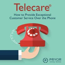 Telecare by Pryor Learning Solutions audiobook