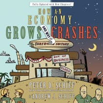 How an Economy Grows and Why It Crashes by Peter D. Schiff audiobook