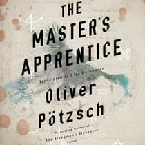 The Master's Apprentice by Oliver Pötzsch audiobook