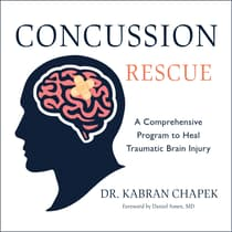 Concussion Rescue by Kabran Chapek audiobook