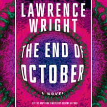 The End of October by Lawrence Wright audiobook