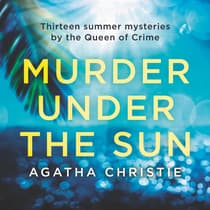 Murder Under the Sun by Agatha Christie audiobook