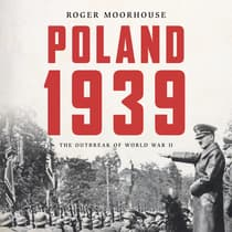Poland 1939 by Roger Moorhouse audiobook